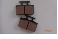 AG 50 Brake Pads Small