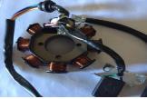 Bashan, Big Boy, Gomoto 125-250cc Stator Coil (8) Pink Wire